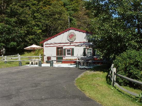 Gateway Inn & Suites of Cooperstown: Picnic Patio