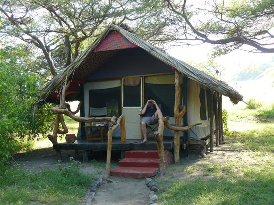 Lake Natron Tented Camp
