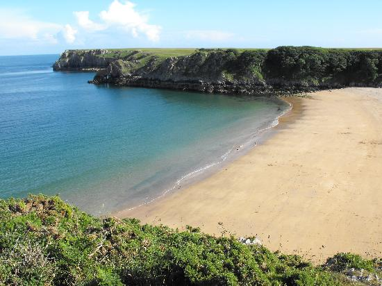 Stackpole, UK: Beautiful Barafundle