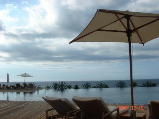 Club Med La Plantation d'Albion: La piscine calme