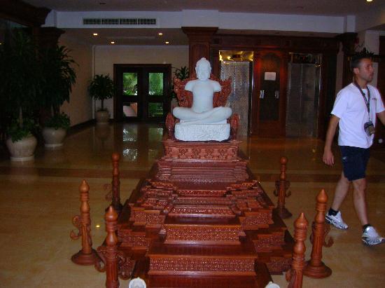 Apsara Angkor Resort & Conference: La hall
