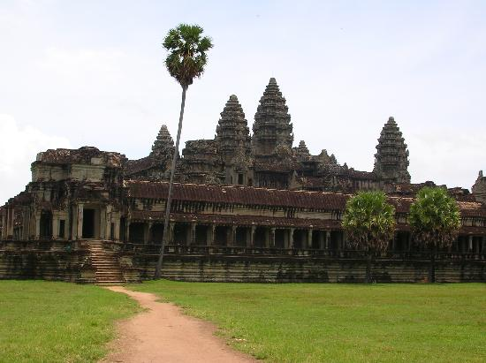 Apsara Angkor Resort & Conference: Angkor Wat