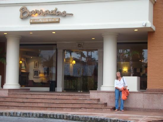Barradas Parque Hotel & Spa: entrada