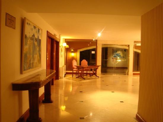 Barradas Parque Hotel & Spa: looby
