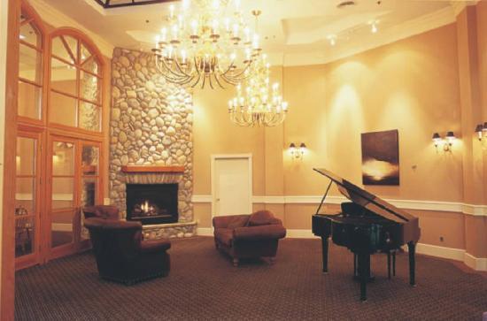 Park Place Lodge FIreside Room