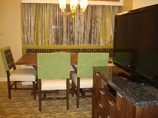 Marriott's Legends Edge at Bay Point : Dining area