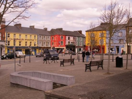 Listowel, أيرلندا: Village of Listowel