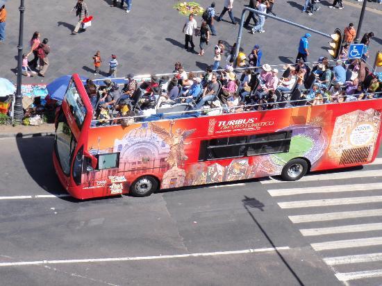 Città del Messico, Messico: City Tour Bus