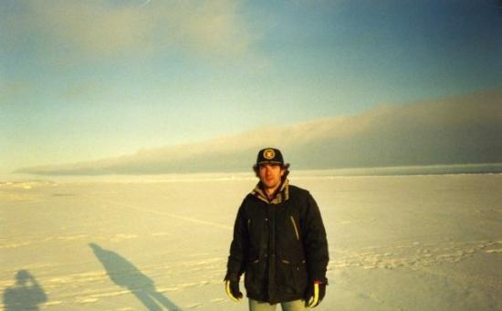 Saint George Island, AK: en bati ve en dogu. Berring bogazinda tarih degistirme cizgisi.
