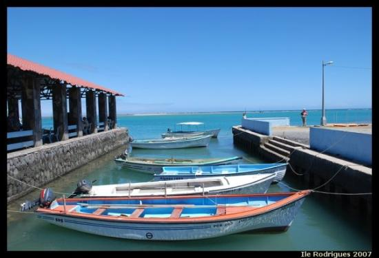Ilha Rodrigues: Port Mathurin