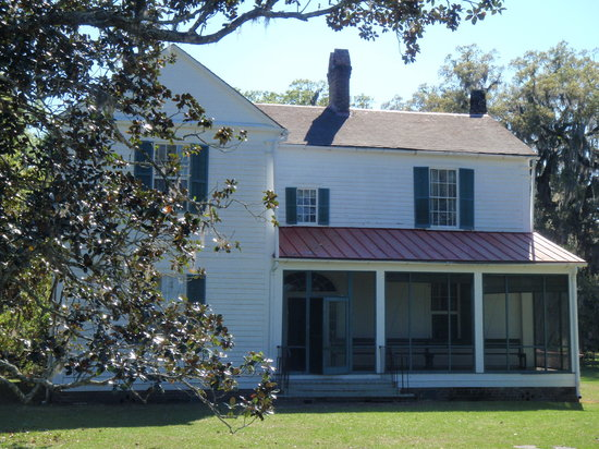 Hofwyl-Broadfield Plantation House