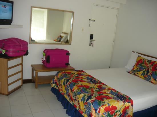 Irotama Resort: habitacion primer dia en las villas