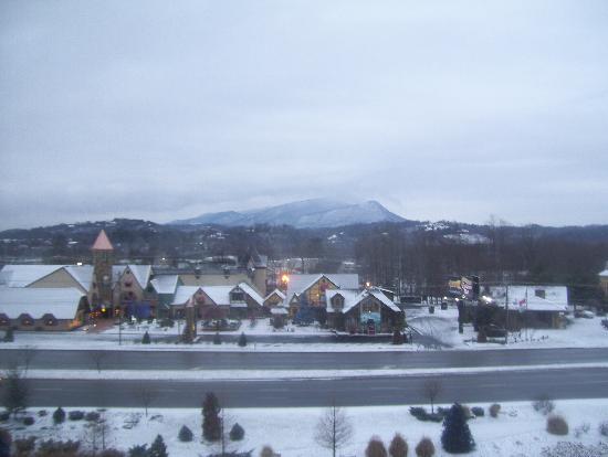 The Inn at Christmas Place: snow