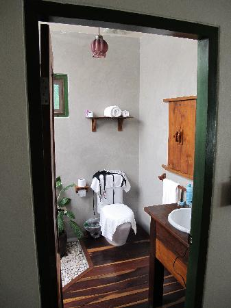Pak Chiang Mai: La salle de bain