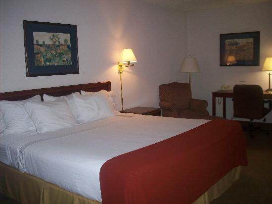 Holiday Inn Express Middlesboro : Hotel room