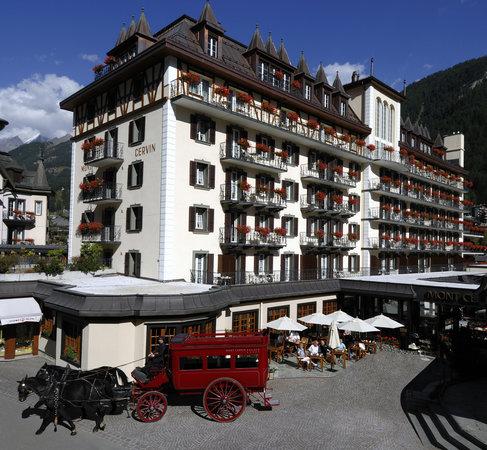 Hotel Mont Cervin Palace: Mont Cervin Palace