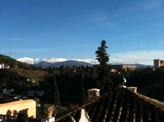 Casa Olea: Alambra Palace in Granada