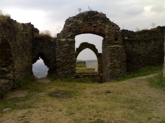 Lipova, Romania: Welocme to Soimos Fortress!