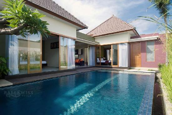 بالي سويس فيلا: Deluxe Villa - 2 Bedrooms