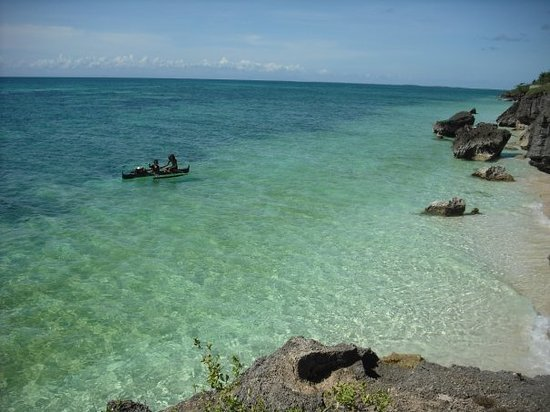 Bantayan Island, Filipinas: The fisherman's