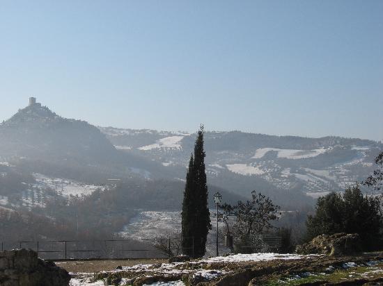 Albergo Le Terme: La Valle Dal Parco Dei Mulini