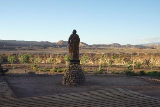 Hotel Cumbres San Pedro de Atacama: mirador