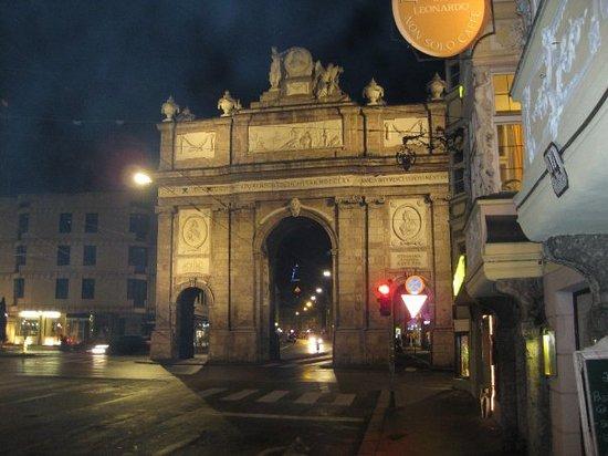 Triumphal Arch (Triumphpforte)
