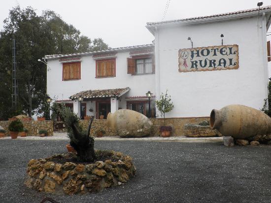 Hotel Rural La Paloma: Foto Hotel