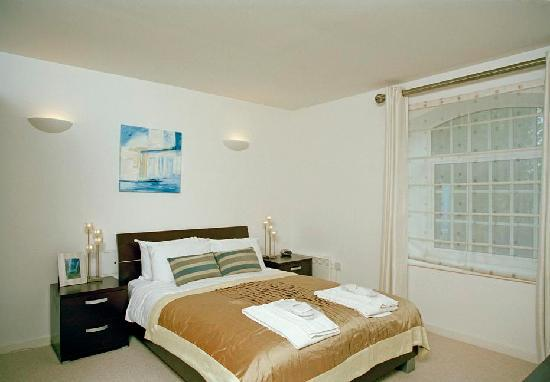 The Grainstore Apartments: Second Bedroom