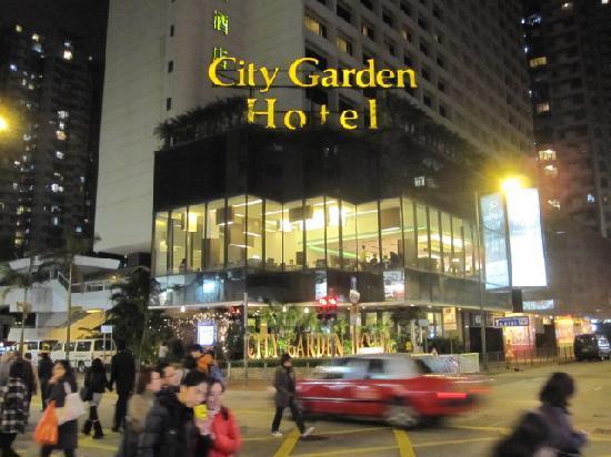 City Garden Hk Facade Picture Of City Garden Hotel Hong Kong Tripadvisor