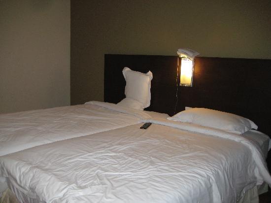 PPisland Hotel : Twin room
