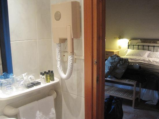 Palacio de Esquileo: baño