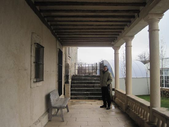 Palacio de Esquileo: puerta