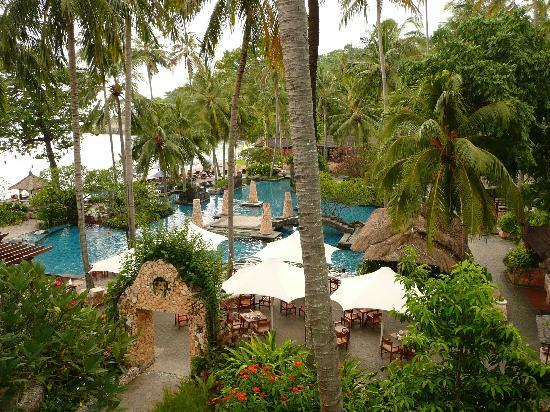 Pool Und Garten Photo De Sheraton Senggigi Beach Resort Senggigi