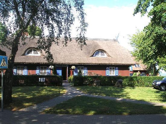 Nida, Lituania: banga