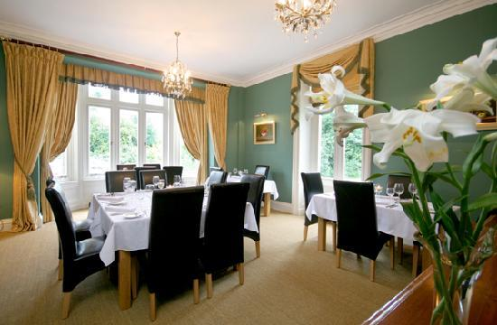 Ffarm Country House: Our dining room