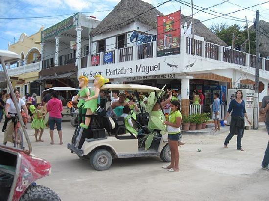 Beachfront Hotel La Palapa: Carnaval