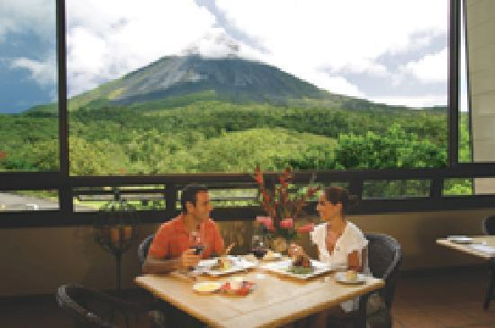 Arenal Kioro : Restaurant