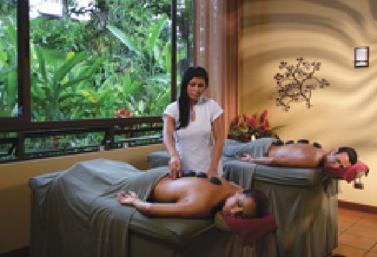 Arenal Kioro Suites & Spa : Spa
