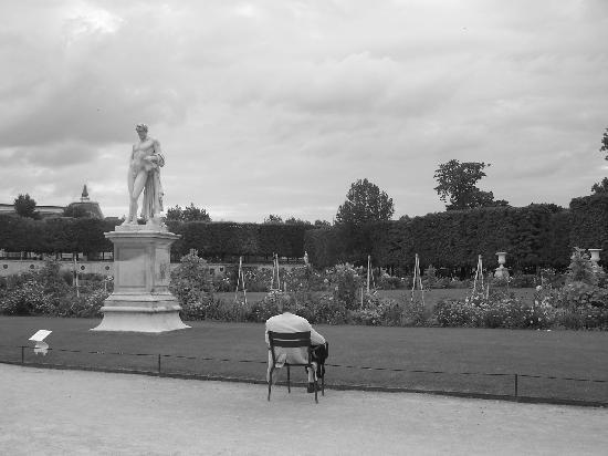 París, Francia: soledad e tullerias paris, lumixmia