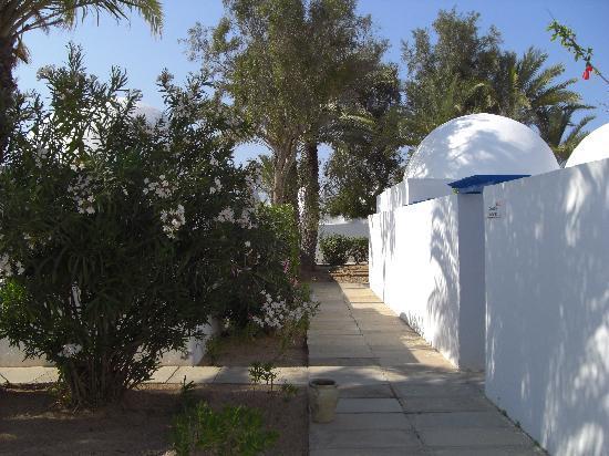 Club Marmara Yasmine: devant les chambres