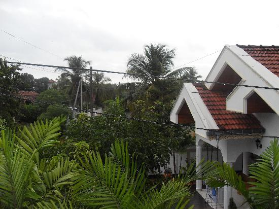 Shini's Place : View from Balcony