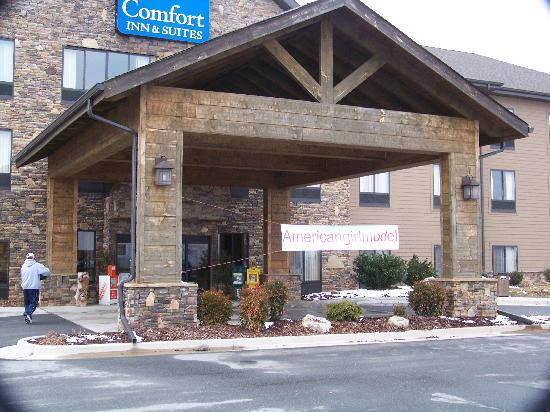 Comfort Inn & Suites Blue Ridge: Blue Ridge Lodge Blue Ridge, Georgia