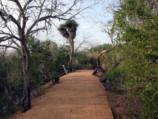 South Texas Botanical Gardens & Nature Center