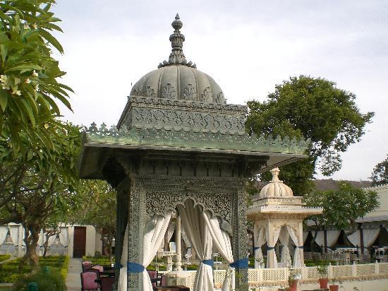 Jagmandir Island Palace: Restaurant 2
