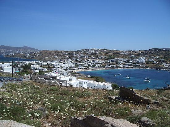 Ornos Beach 1