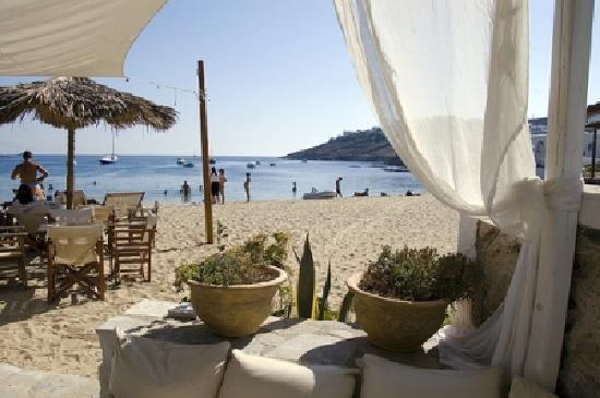 Ornos Beach 2