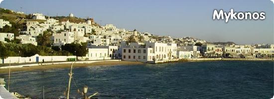 Ornos, Greece: Mykonos