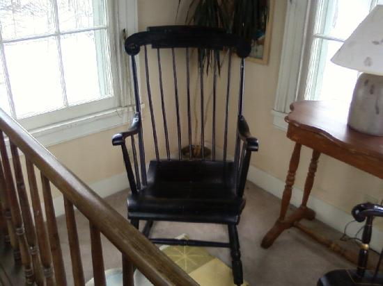 House of 1833: Cupola Rocking Chair