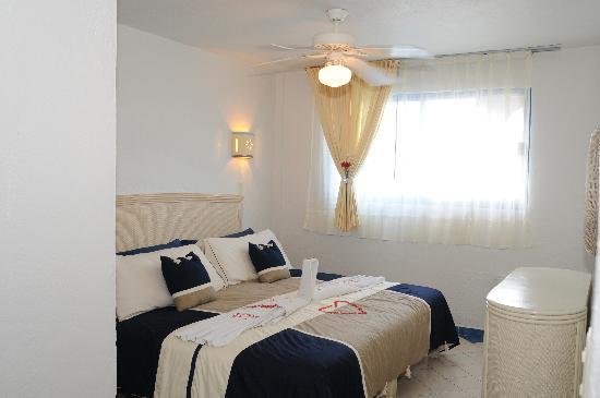Marina Puerto Dorado Hotel: Recamara Principal